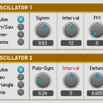 Making a Modern Pluck with Reaktor SoundSchool Analog Synth Tutorial by OhmLab 2