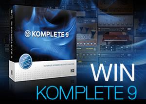 Win KOMPLETE 9