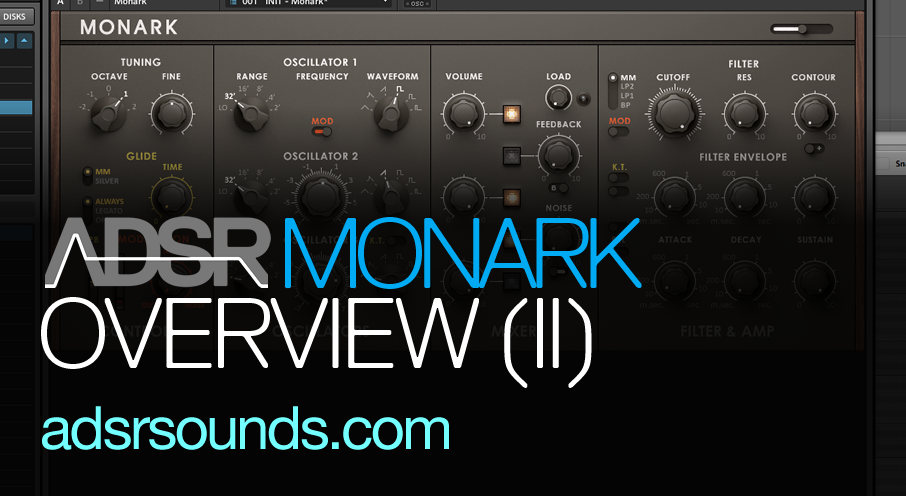 Monark view B Overview (Part II)