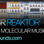 molecular music box Reaktor