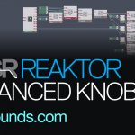 advanced knobs reaktor