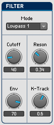 Making a Modern Pluck with Reaktor SoundSchool Analog Synth Tutorial by OhmLab 4