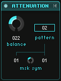 Designing a Phased Slapback NI Reaktor Lazerbass Synth Tutorial by OhmLab 3