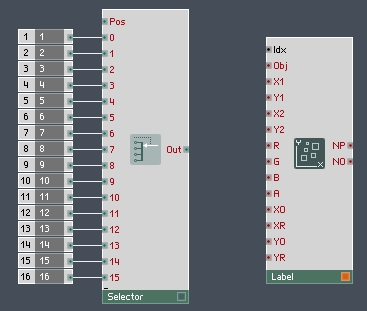 Using Multi Displays in Reaktor, Part II - ADSR