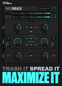 Twisted Tools MSMAX