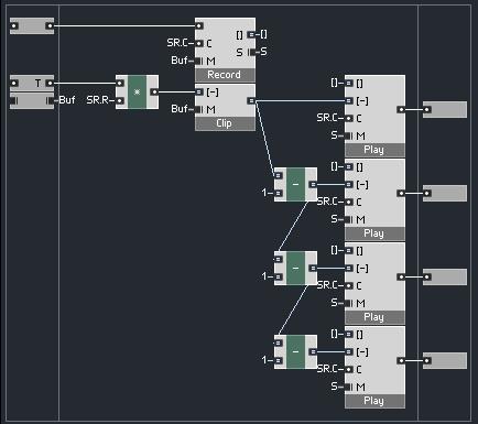 Digital Hard Sync in Reaktor - ADSR