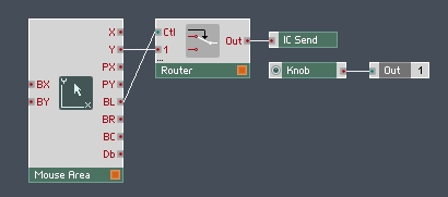 Custom GUI in Reaktor, Part I - ADSR