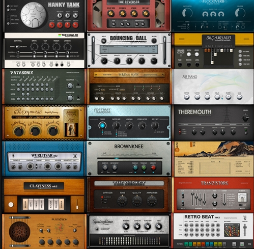 Free Reaktor Ensembles - Gems from Around the Web - ADSR