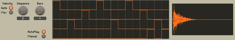 MIDI Hero - Free Reaktor Ensemble - ADSR